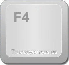 Tecla F4