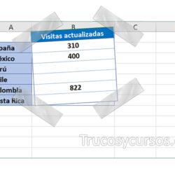Pegar con saltar blancos en Excel