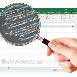 Información personal o oculta del libro Excel