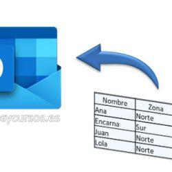 Enviar rango Excel en cuerpo de mensaje Outlook
