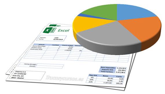 Informe de facturas emitidas en Excel (III)