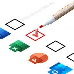 Corrige las respuestas de los cuestionarios automáticamente en Excel