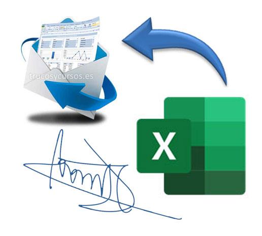 Enviar email con firma desde hoja Excel