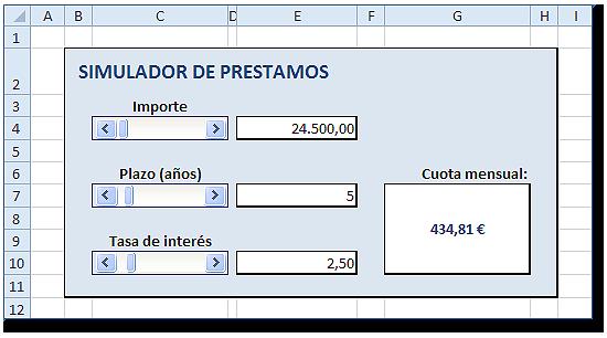 Formulario de PAGO con controles